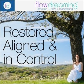 Restored, Aligned & In Control Meditation Playlist