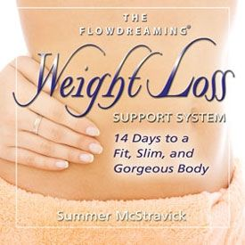 The Flowdreaming Weight Loss Support System - DOWNLOADABLE BOOK & AUDIOS