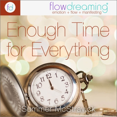Enough Time for Everything