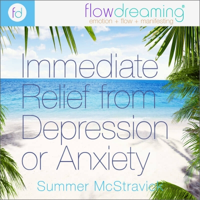 Immediate Relief from Depression or Anxiety Playlist