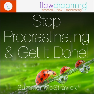 Stop Procrastinating & Get It Done! Playlist